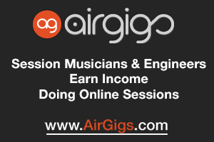 Hire Pro Session Musicians, Vocalists & Audio Engineers Online