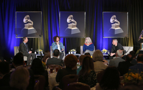 Ari Herstand at the Grammy Entertainment Law Initiative