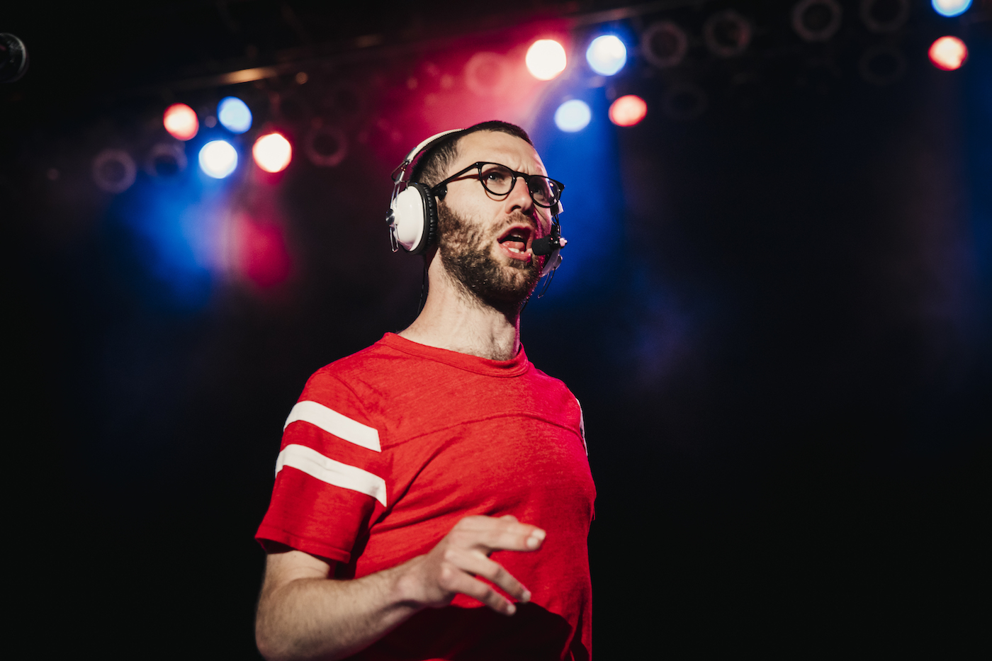 Jack Stratton Vulfpeck at The Greek