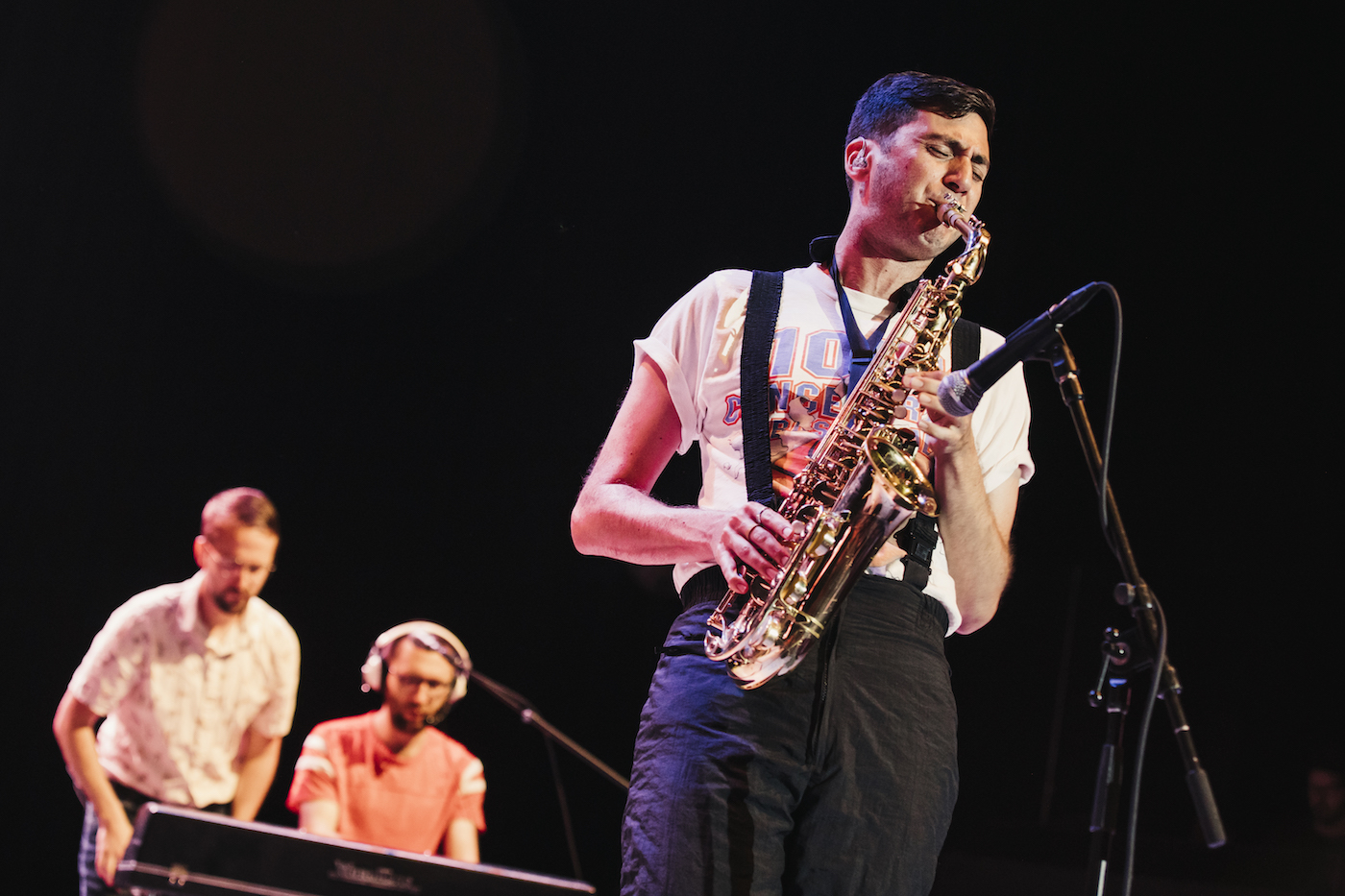 Joey Dosik and Vulfpeck at The Greek