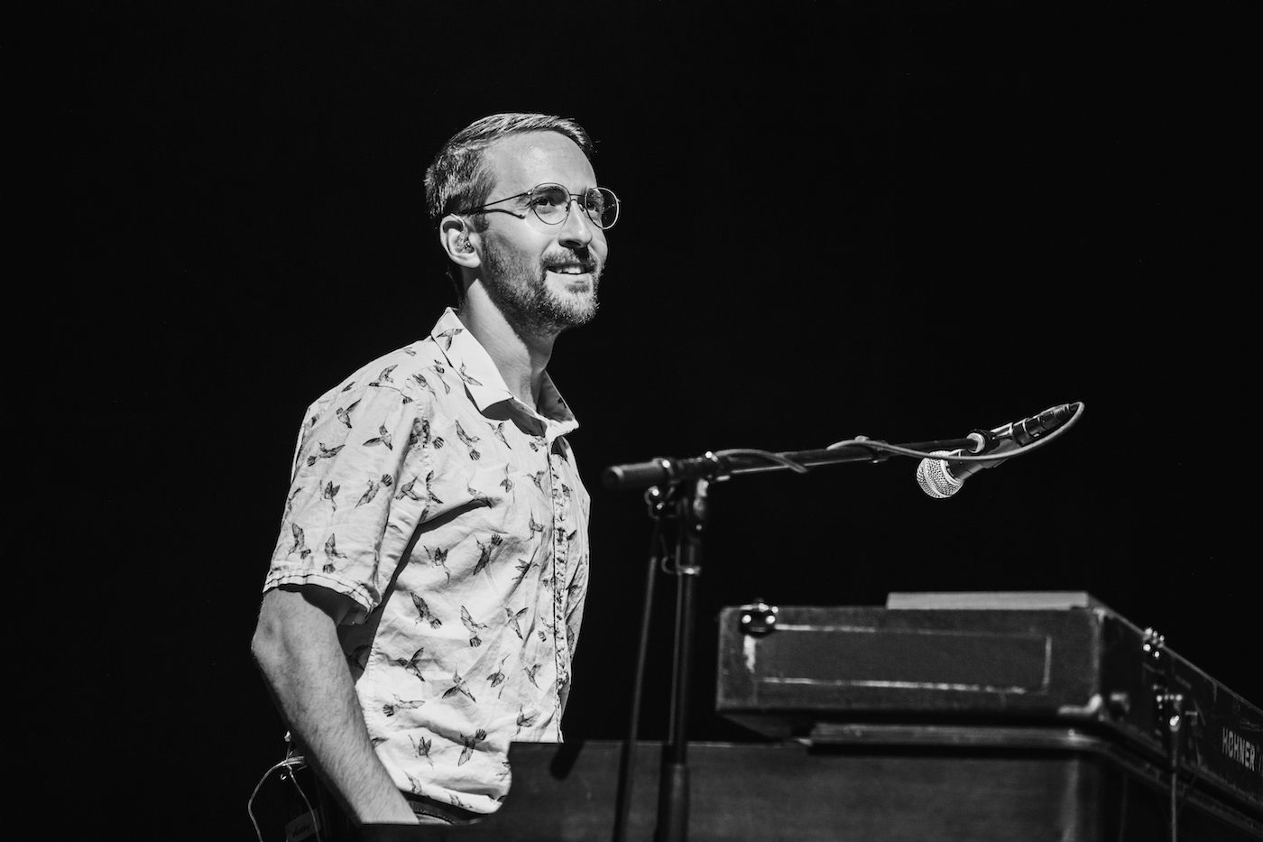 Woody Goss Vulfpeck at The Greek