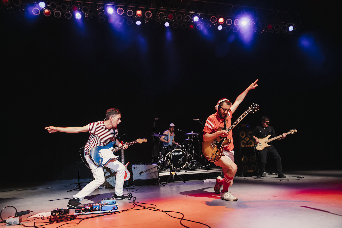 Vulfpeck at the Greek