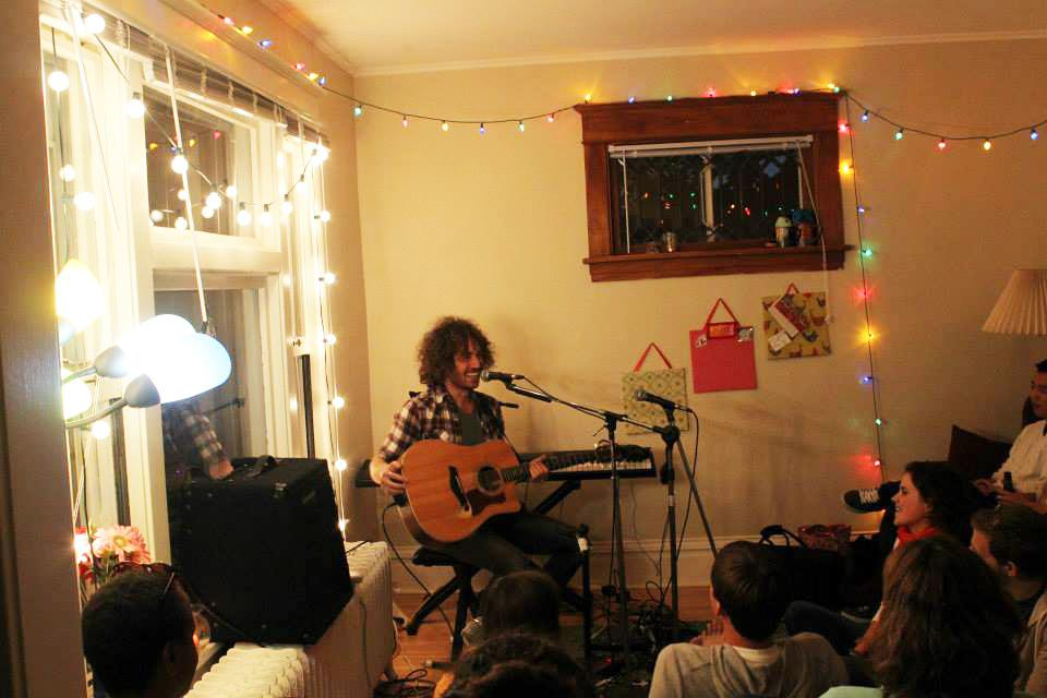 Ari's Take: How To Book House Concerts Without a Fanbase