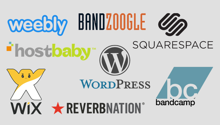 Ari's Take: Squarespace vs  Bandzoogle vs  Wix vs  Weebly vs