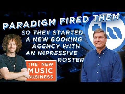 Paradigm Fired Them So They Started a New Booking Agency With an Impressive Roster