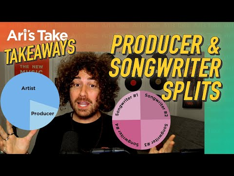 How Do Producer and Songwriter Splits Work?