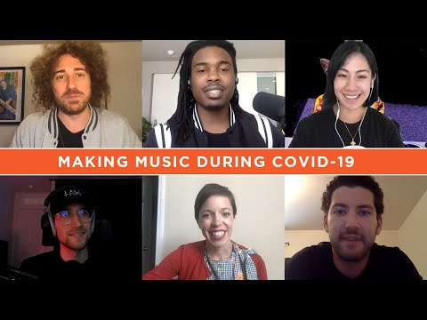 Making Music During COVID: Ari's Take Academy Roundtable | The New Music Business with Ari Herstand