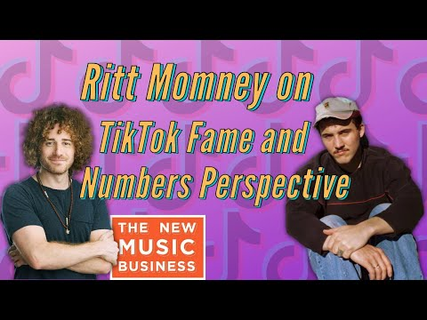 @Ritt Momney on TikTok Fame and Numbers Perspective