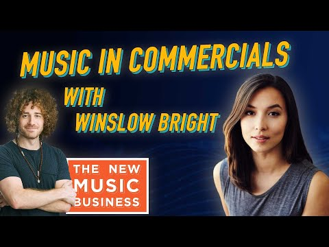How Music Gets in Commercials from Music Supervisor/Actor Winslow Bright