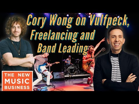 Cory Wong on Vulfpeck, Freelancing and Band Leading | The New Music Business with Ari Herstand
