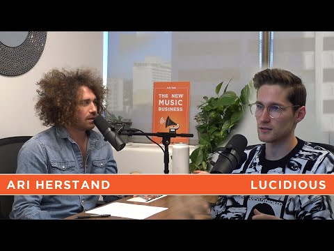 100 Million Streams Doesn't Come Without Pain - Lucidious | The New Music Business with Ari Herstand