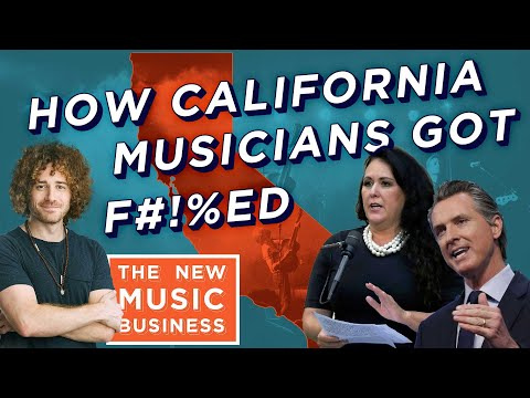 How California Musicians Got F'd (and Now Relief) Under AB5 | The New Music Business w/ Ari Herstand