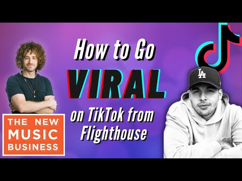 How to Go Viral on TikTok from Flighthouse   The New Music Business with Ari Herstand