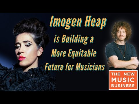 Imogen Heap on A.I. and Finding Success in Freedom | The New Music Business with Ari Herstand