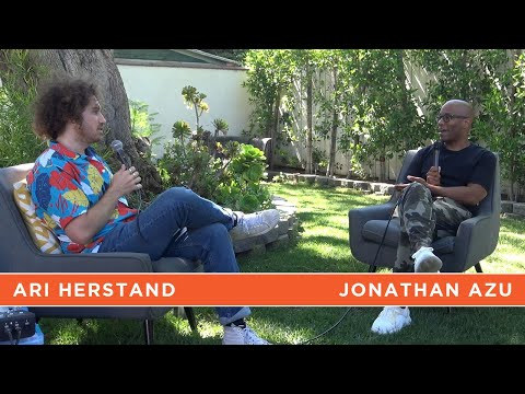Mending Racial Inequities in the Music Industry w/ Jonathan Azu | New Music Business w/ Ari Herstand