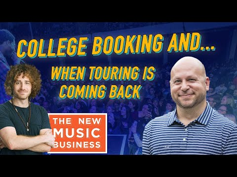 College Booking and When Touring Is Coming Back | The New Music Business with Ari Herstand