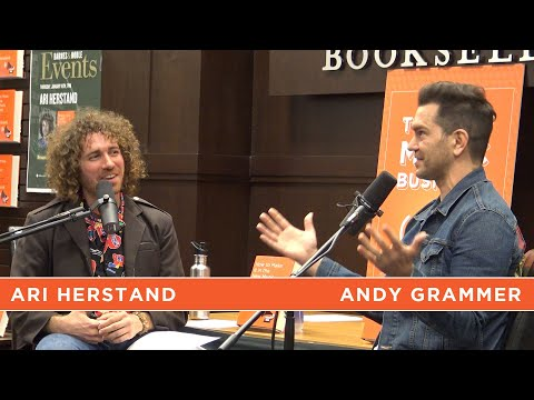 Andy Grammer on Songwriting, Fear and Persistence | The New Music Business with Ari Herstand
