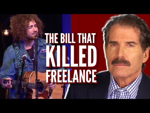 The Bill That Killed Freelance
