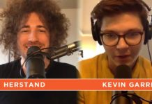Kevin Garrett on The New Music Business Podcast with Ari Herstand