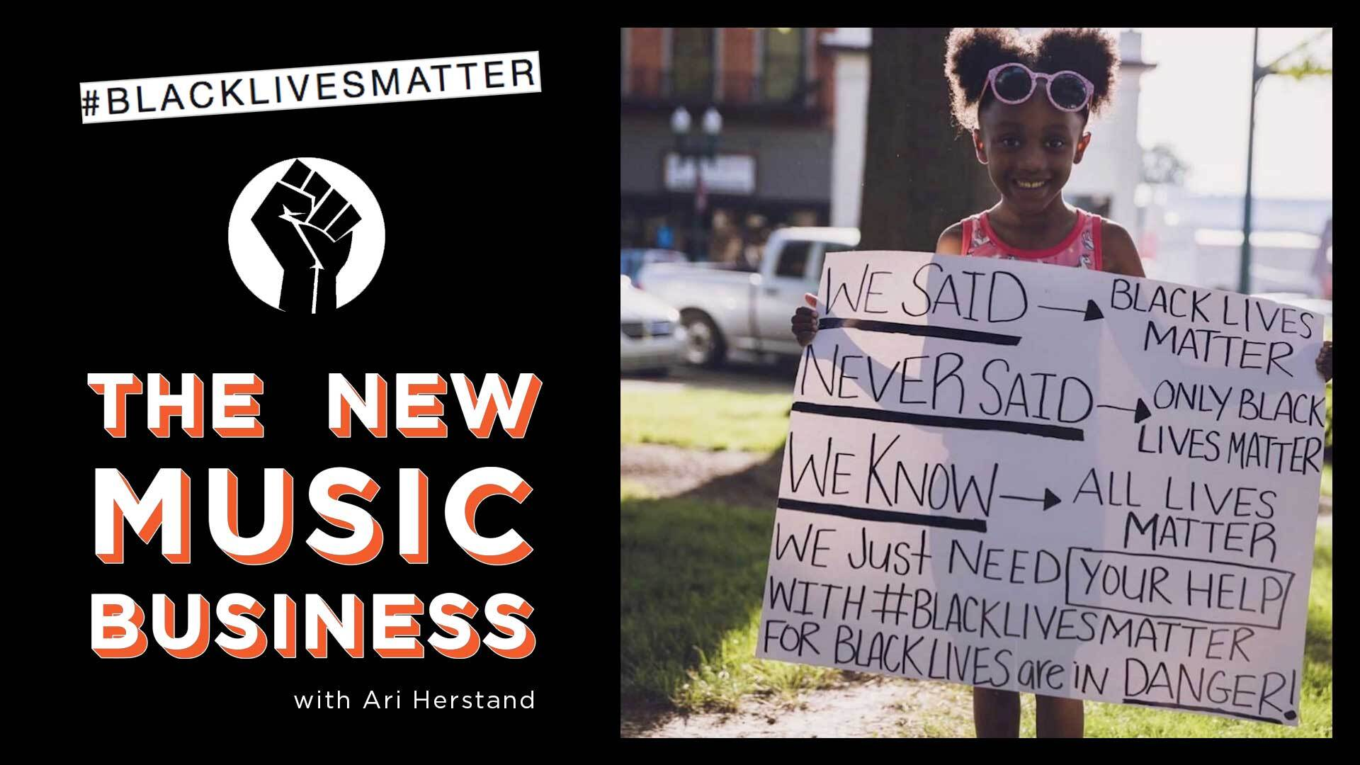 White Musicians for Black Lives