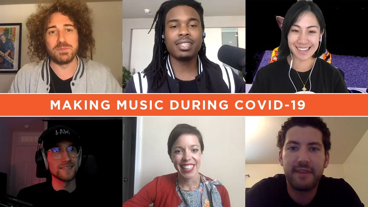 Ari's Take Academy Instructor Roundtable: Making Music During COVID-19 with Ari Herstand Vo Williams Allyson Toy Lucidious Kristen Mathe Andrew Spalter
