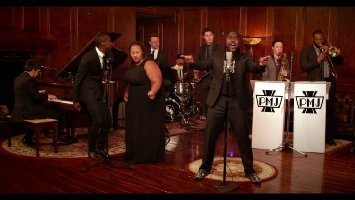Postmodern Jukebox performing on YouTube
