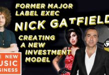 Nick Gatfield The New Music Business with Ari Herstand
