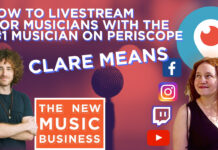 Clare Means The New Music Business with Ari Herstand