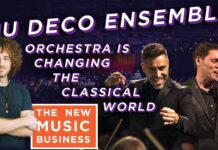 Nu Deco Ensemble on The New Music Business with Ari Herstand