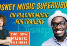 Brian Vickers Disney Music Supervisor The New Music Business with Ari Herstand