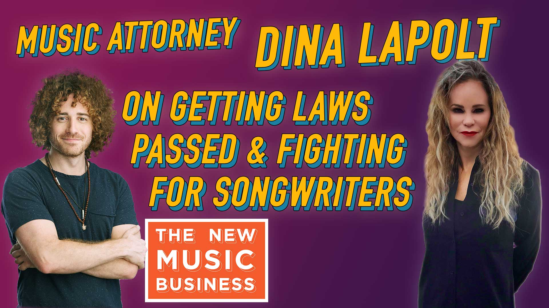 Dina LaPolt New Music Business with Ari Herstand