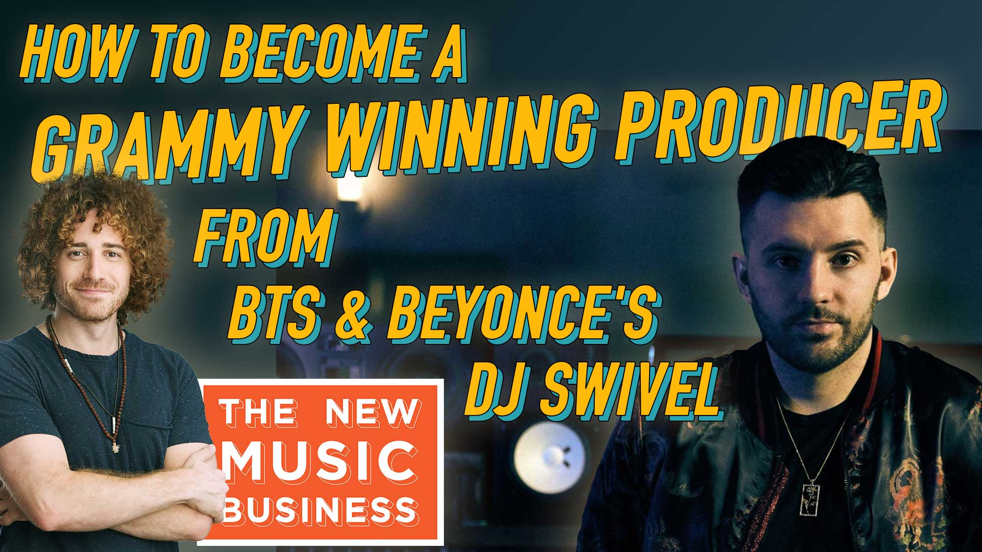 DJ Swivel New Music Business podcast