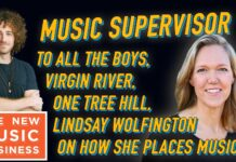 Lindsay Wolfington New Music Business