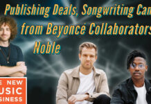 Noble The New Music Business with Ari Herstand